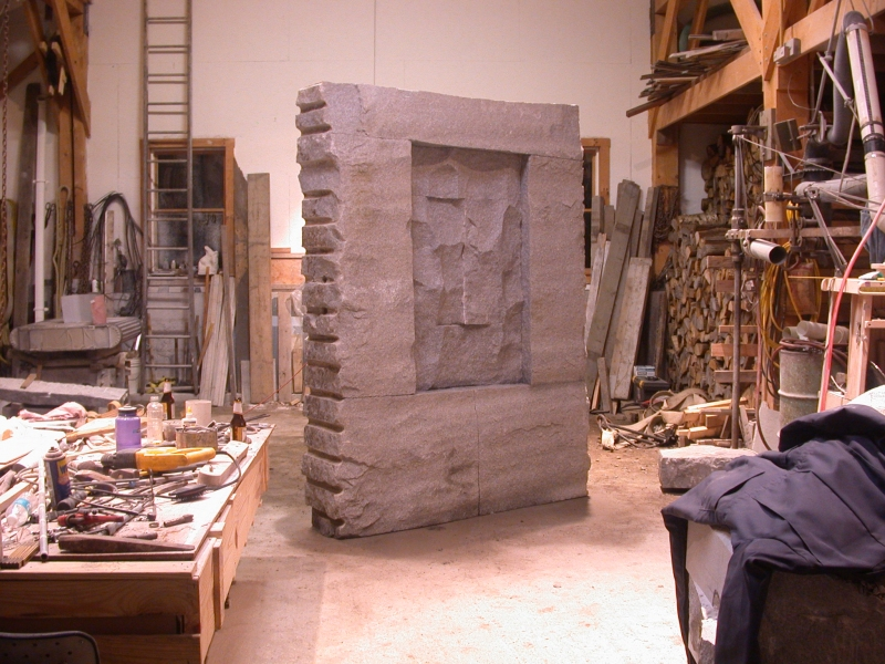 Projects: 2004-2009 Solid with Breaking – In Studio (front)