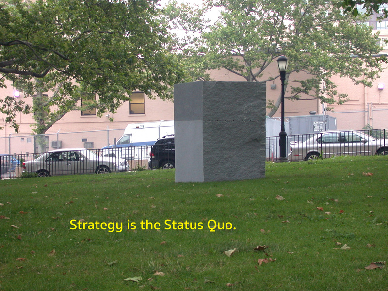 contingency The Strategic Placement of Stone