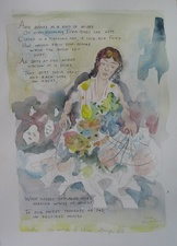 Sam Thurston  Works for Sale  watercolor