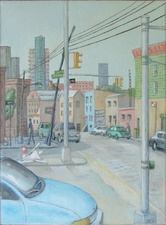 Sam Thurston  Works for Sale  oil