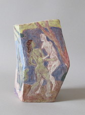 Sam Thurston  Works for Sale  glazed clay