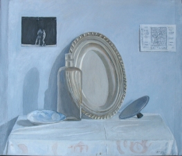 Sam Thurston South Deerfield Still Life Show (work from 1988 to 2011) o/c