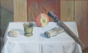 Sam Thurston South Deerfield Still Life Show 0/c