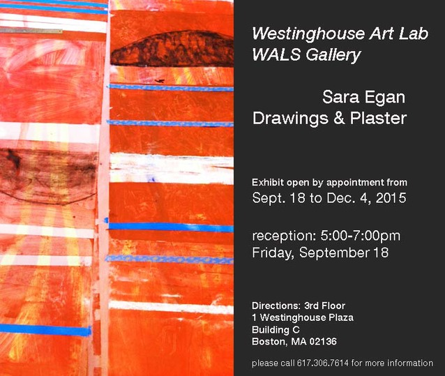 sara egan  westinghouse art lab -