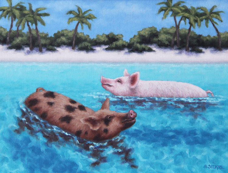 A Certain Time and Place Pig Island
