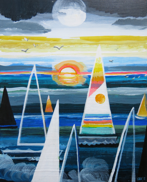 Painting '17-18 Regatta