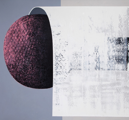 SARAH DINEEN Recent Paintings  acrylic on canvas