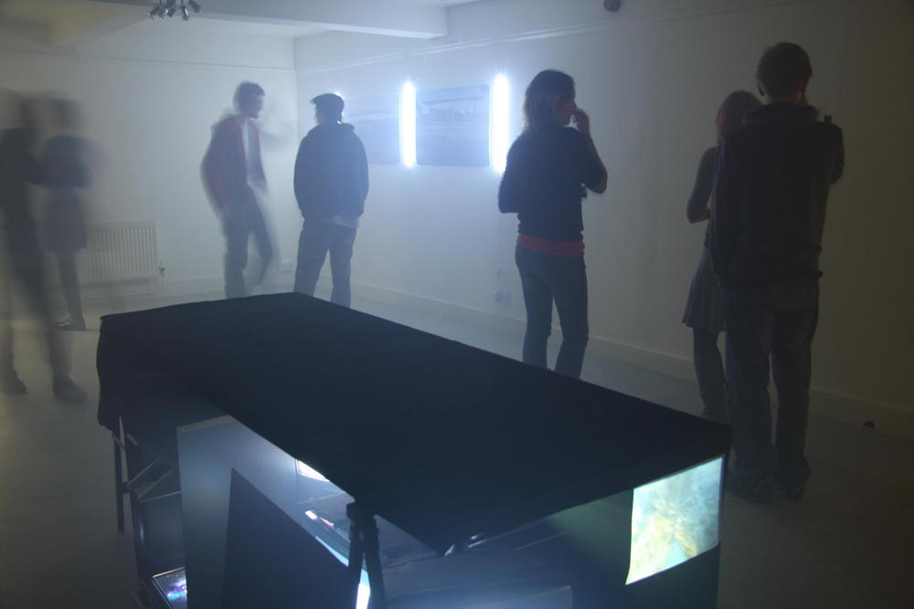 Desert Union at 'Worlds End' / installation view<br/>