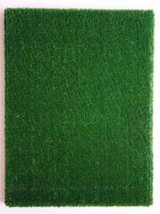 Sarah Iremonger Nothing 1998-2003 Astro turf, stretcher