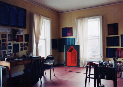 Sarah Iremonger Paintings 1990-93