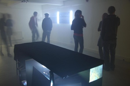 Desert Union at 'Worlds End' / installation view