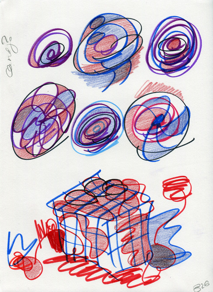Sarah Pfohl Text sketches