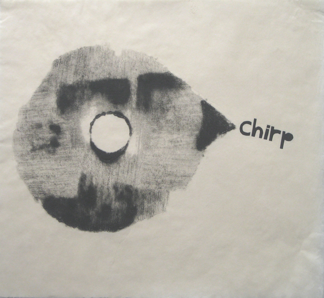 Recent Untitled (Chirp)