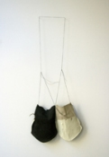 SARA HUBBS My Jewelry Box discarded shoes & thread