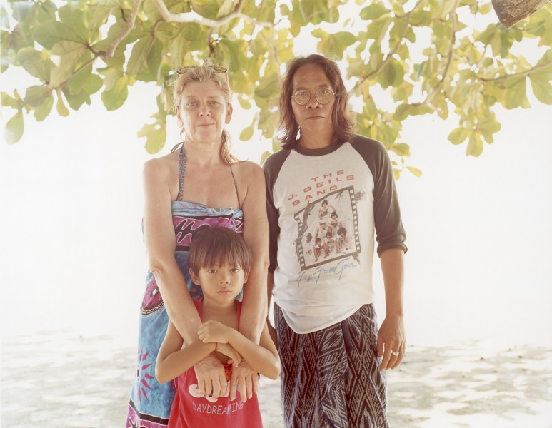 <b>Expats and Natives</b> Frances (England), Nick, Lek - Thailand