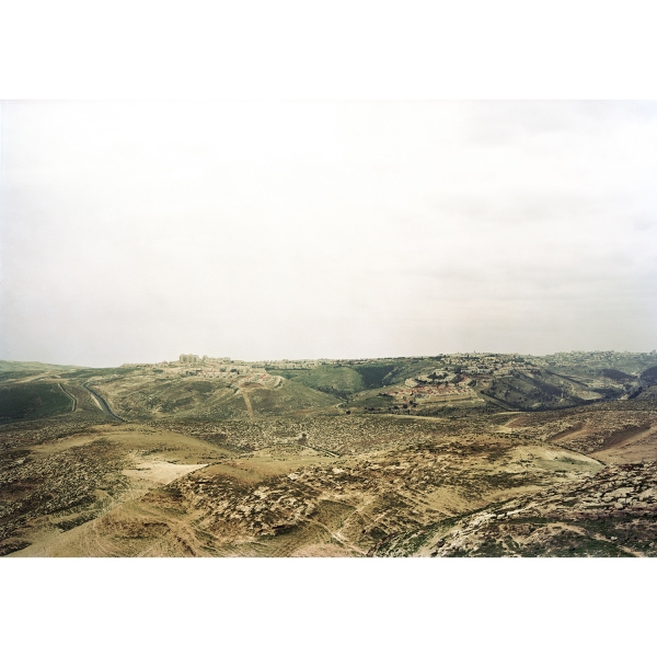 <b>Facts on the Ground</b> Ma'ale Adumim (pop. 34, 324), Occupied Territories