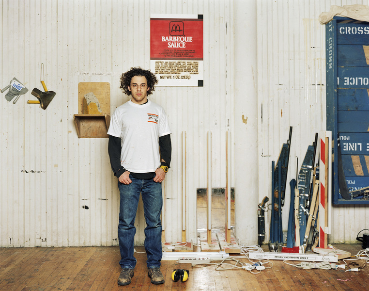 <b>Portraits</b> Tom Sachs - Art & Auction