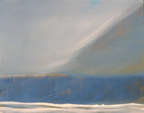 Sasja Lucas Paintings: Landscapes 2  oil on canvas