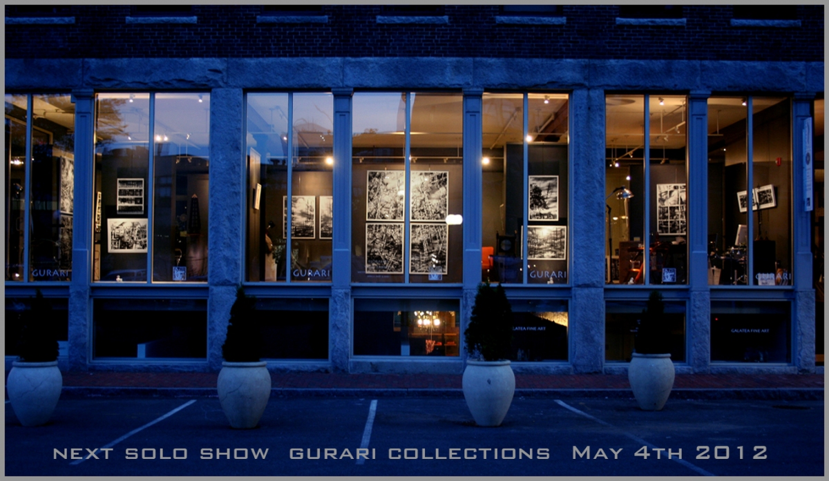 Gurari Collections - SOWA Boston - solo show