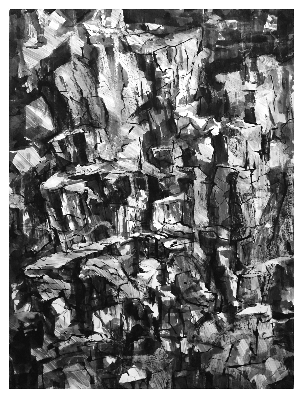 recent drawings outcrop