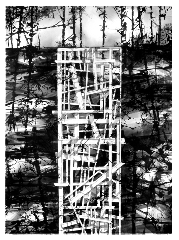 recent drawings coal mine