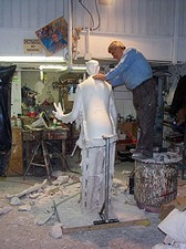 Sculpture House Casting: handmade Casting Examples