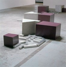 Sculpture House Casting: handmade Casting Examples aluminum, resin, concrete dimensions variable within 6 x 6 foot square