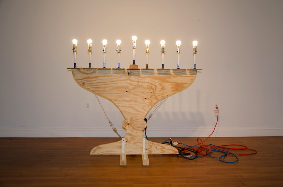 Other Projects Menorah