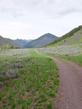 Sun Valley Idaho Path