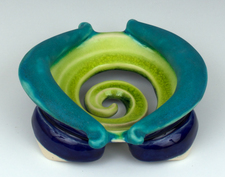 Shana Salaff NEW! Funky Small Candy and Soap Dishes
