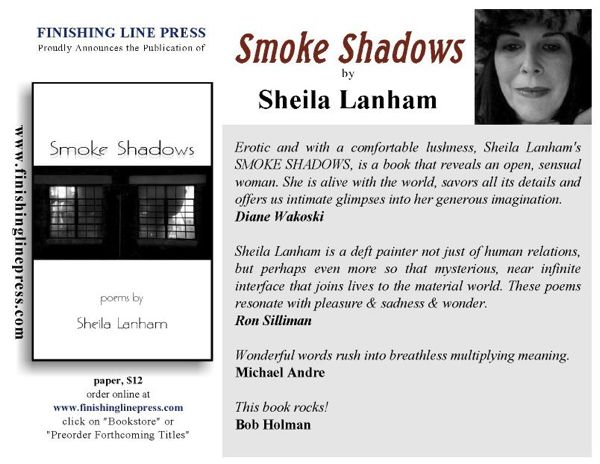 Poetry Smoke Shadows