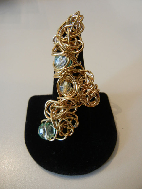 Shiri Daniella  Wire Rings