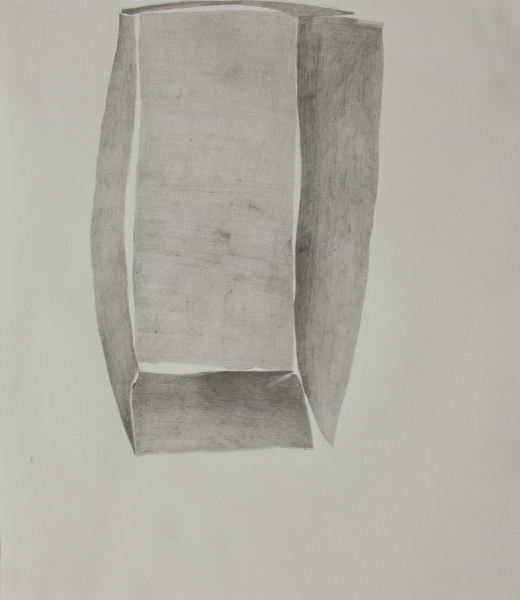 within without drawings pencil on paper