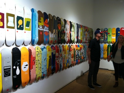 Sideshow Gallery Chocolate Skateboards