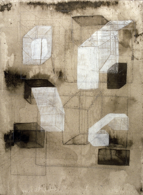 Prints and Drawings False Geometry, 4