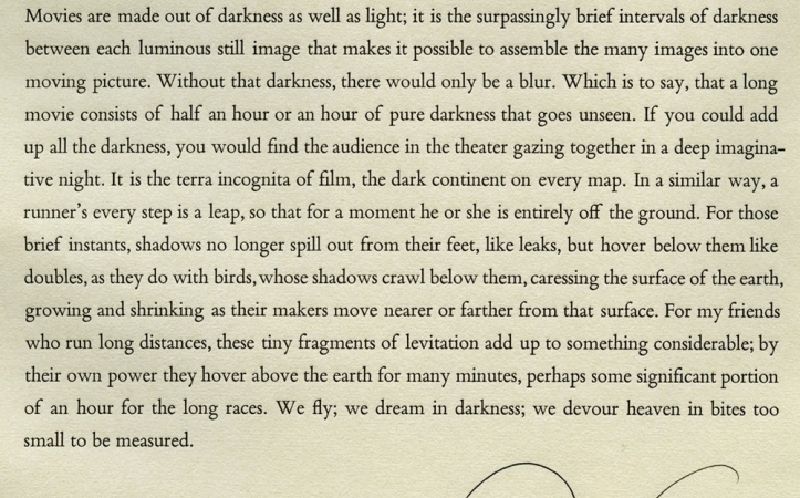 Sara Langworthy Rebecca Solnit, from A Field Guide to Getting Lost