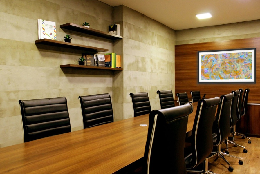 Imaginary Placements Conference Room