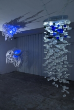 Soyeon Cho Installation Glass, LED
