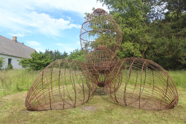 Anna Lise Jensen 2015 Pileflet/willow weaving