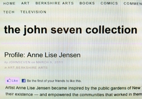 Anna Lise Jensen News Bio/CV Contact