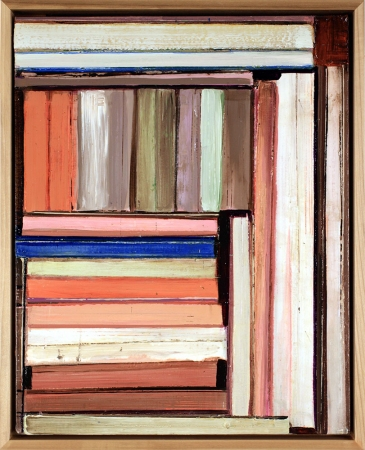 Stanford Kay Boxes and Small Works Acrylic on canvas