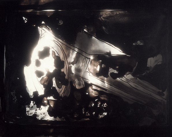 "Steel Stillman ""Talbots,"" 1988 photograph"