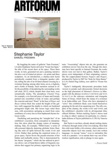 Stephanie Taylor Reviews