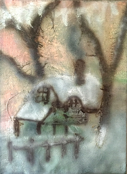 Image Gallery 1 Oil on Burlap