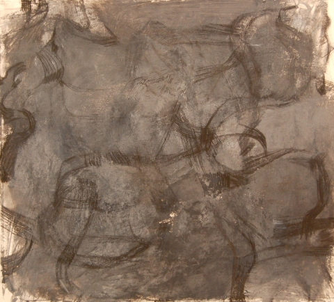Painting/Drawings 2011 Emergence and Dissipation 2011 #16