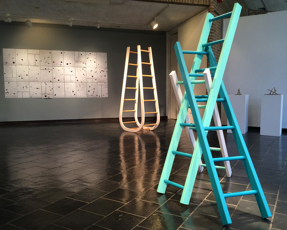 Steve Rossi Reciprocal Ladders