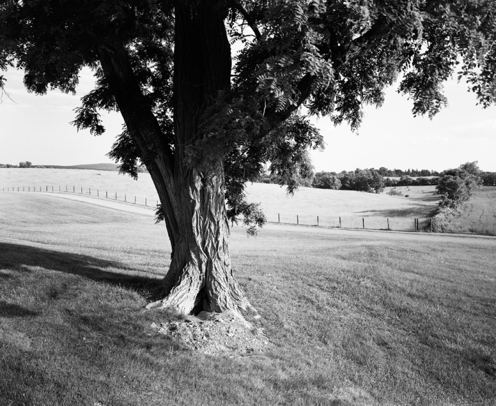 U.S. Civil War Sites II  B&W Film 2001
