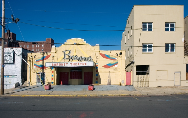 Welcome to Asbury Park Baronet Theatre, Asbury Park, NJ