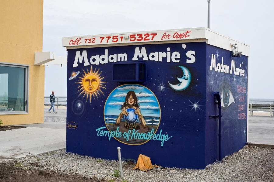 Welcome to Asbury Park Madam's New Paint Complete