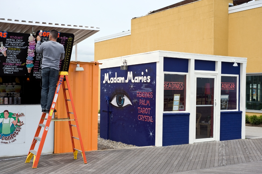 Welcome to Asbury Park Madam Marie's